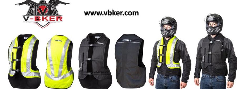 Photo of Presentará V-Bker chalecos y chamarras con sistema AIR BAG