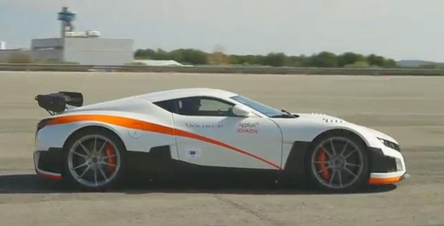 Photo of Surge Volar-e  primer auto eléctrico con 1.000 caballos de fuerza