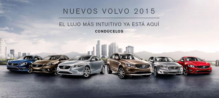 Photo of Presentó Volvo sus modelos 2015