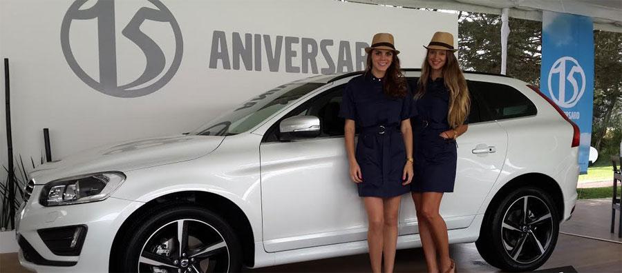 Photo of Volvo te invita  a participar en la promoción sin precedentes,»Vive Volvo¨, en donde podrás  ganar un auto modelo 2015