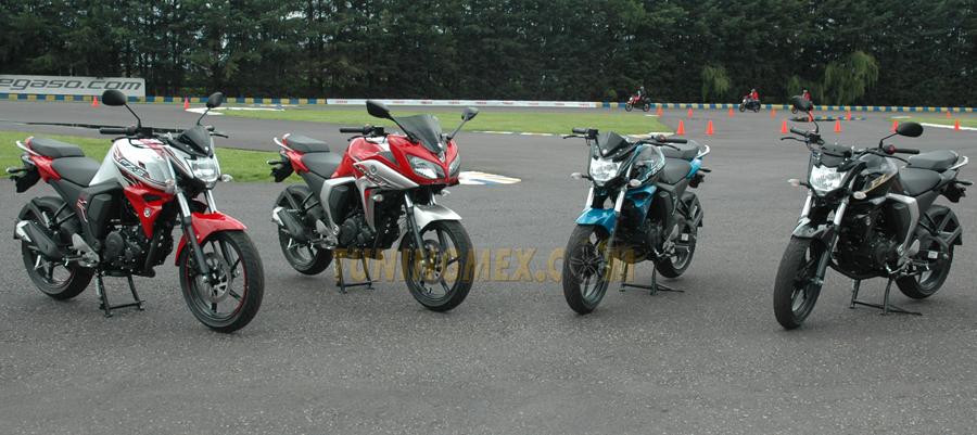 Photo of Presentó Yamaha Motor México sus tres nuevos modelos: FZS,  FZ 2.0 y la FAZER